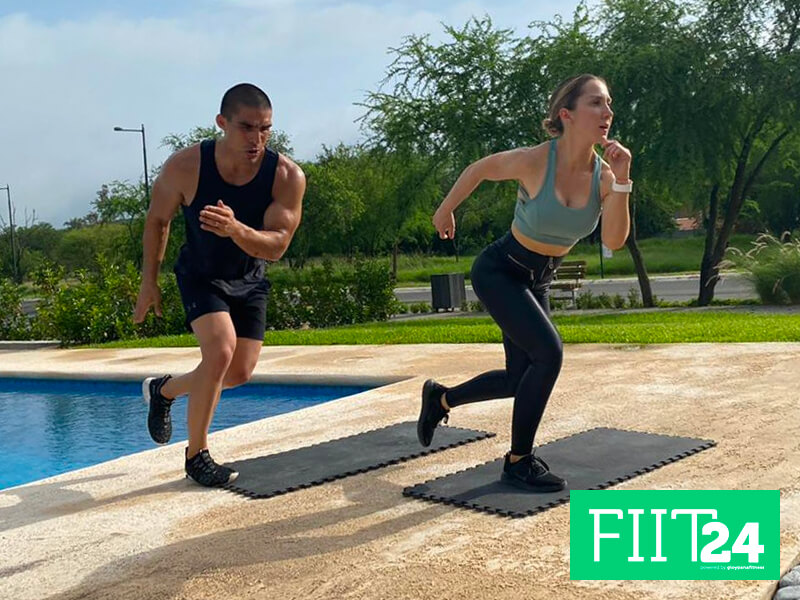 FIIT24 by Gio y Pana Fitness